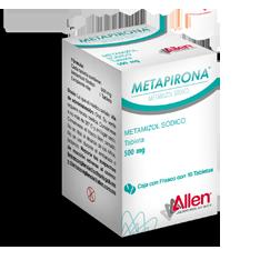 Metapirona Tabletas