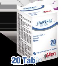 Temperal Tabletas